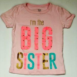 I am the BIG Sister Shirt